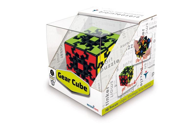 Casse-têtes - Gear cube --Riviera Games