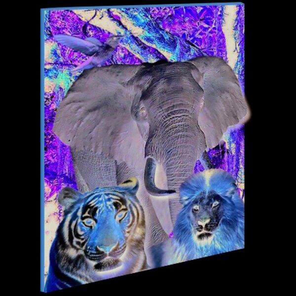 Puzzle 3d Puzzle 3D - 48 pieces - les animaux