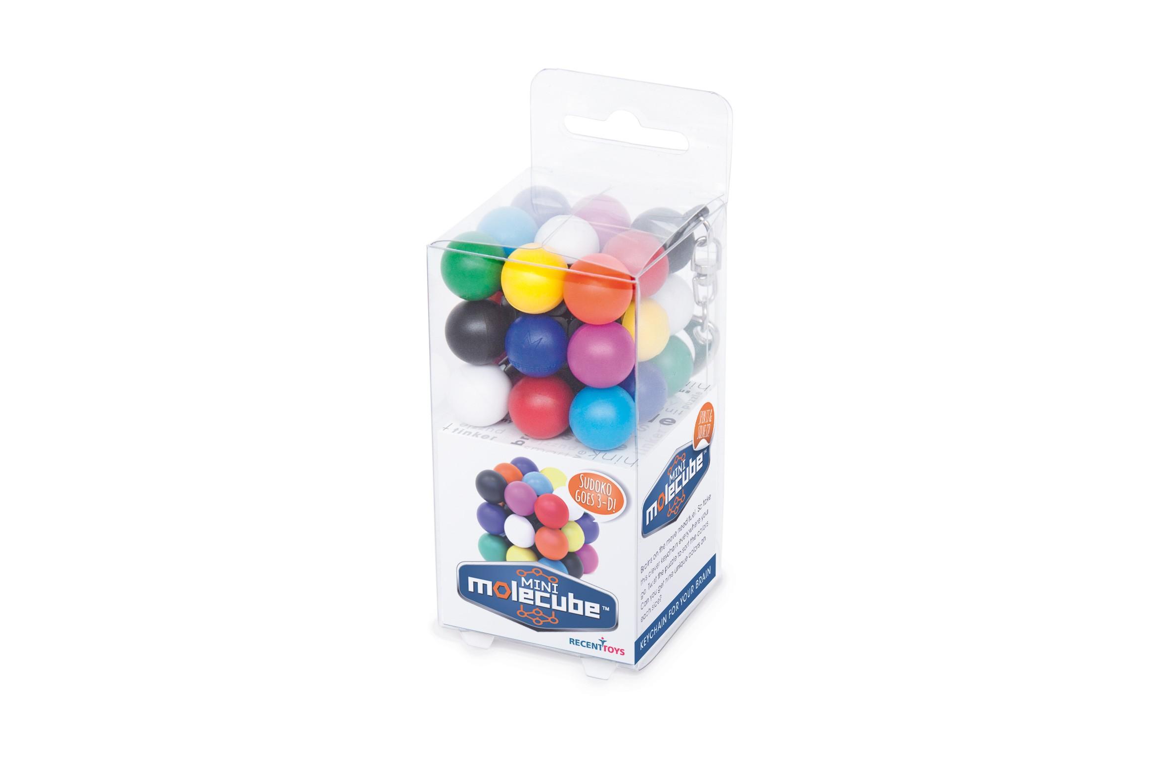 Casse-têtes - Mini molecube --Riviera Games