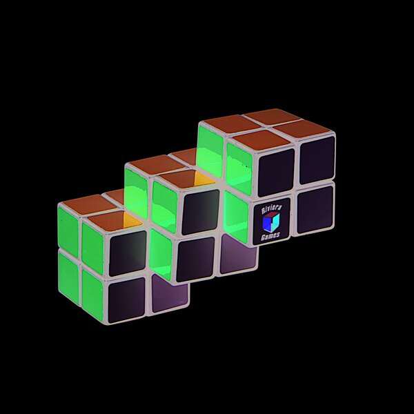 Multi-cube triple - 15 x 4 x 12 cm
