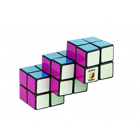 Multi-cube triple - 15 x 4 x 12 cm