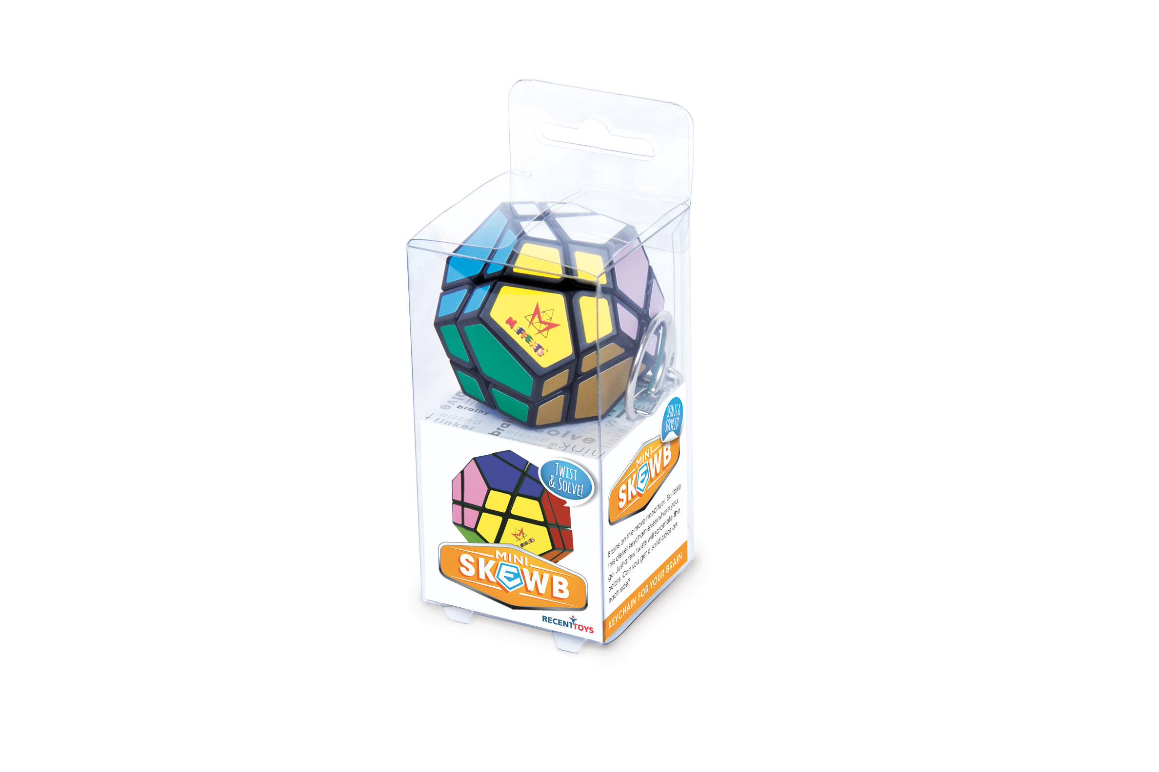 Casse-têtes - Mini skewb --Riviera Games
