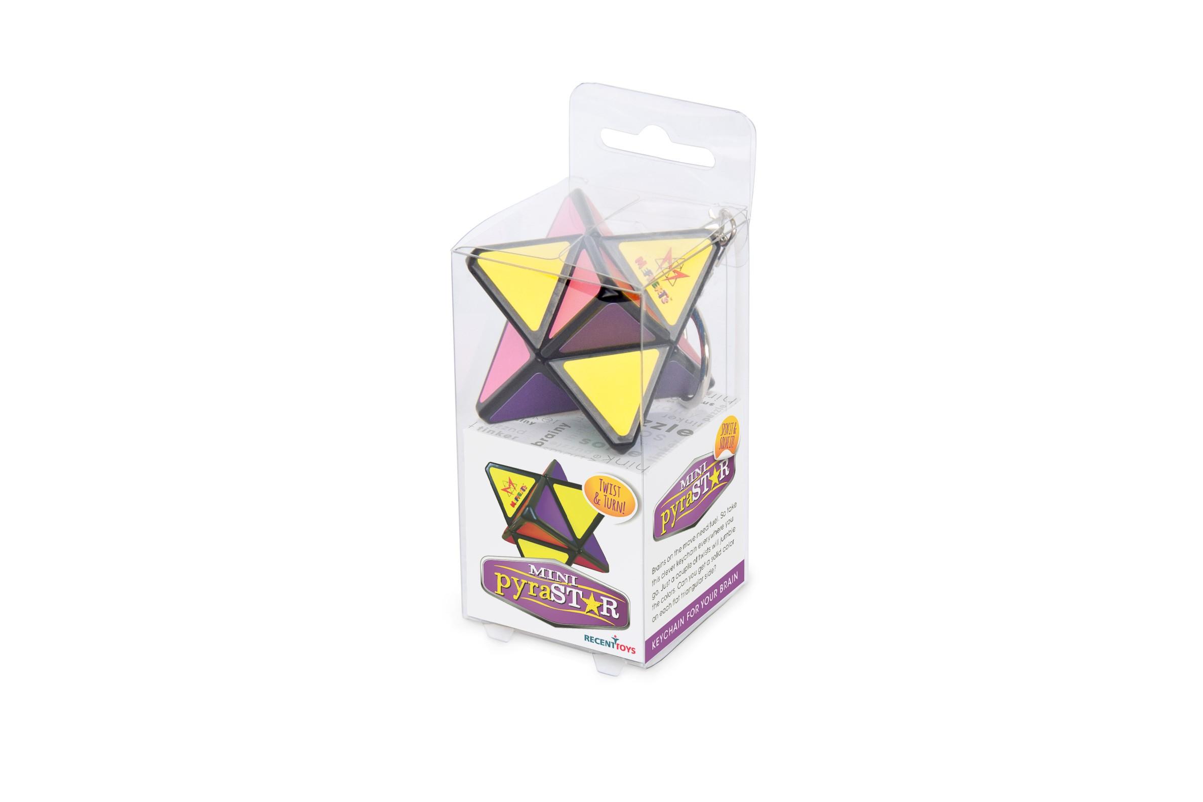 Casse-têtes - Mini pyrastar --Riviera Games