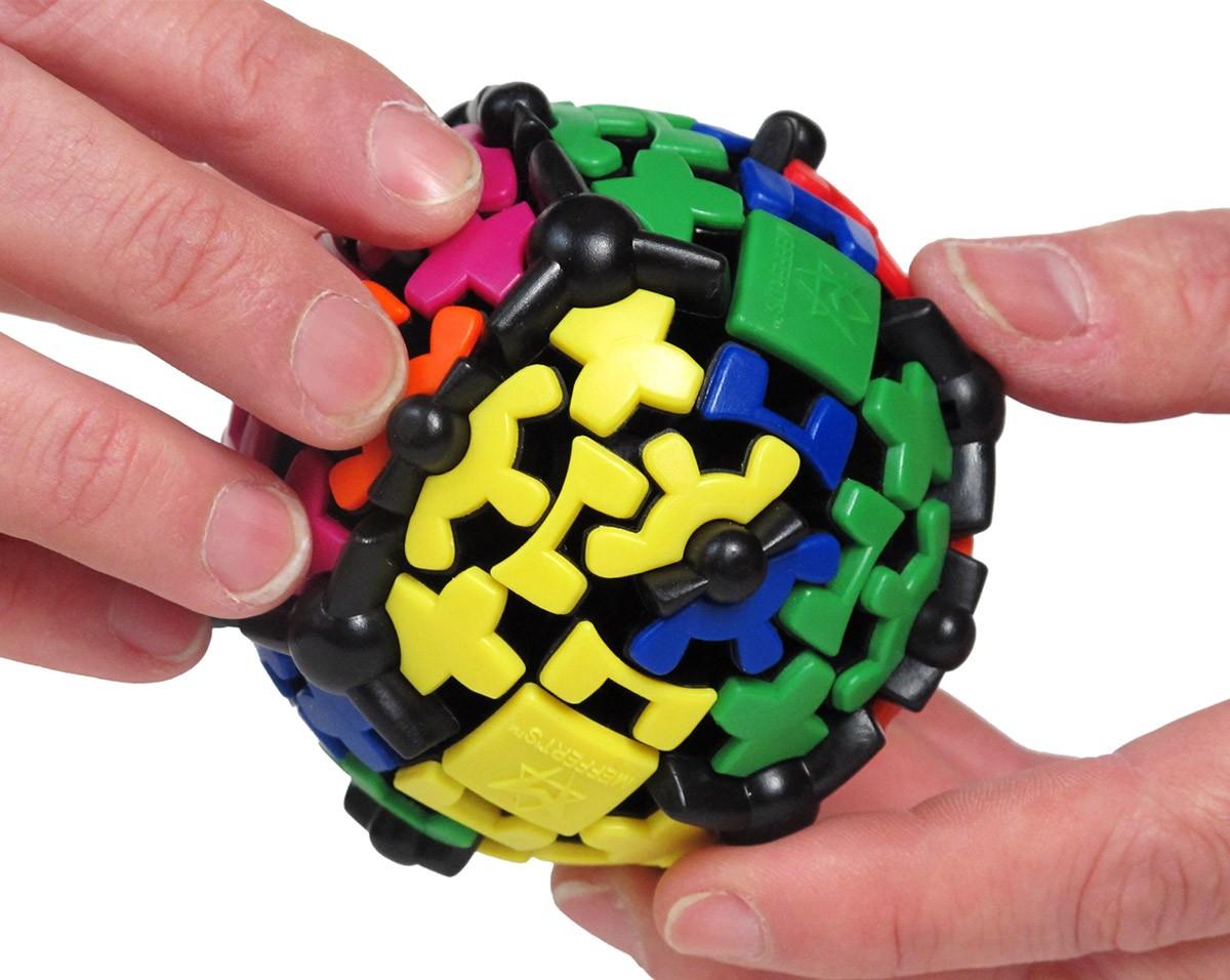 Casse-têtes - Gear ball --Riviera Games