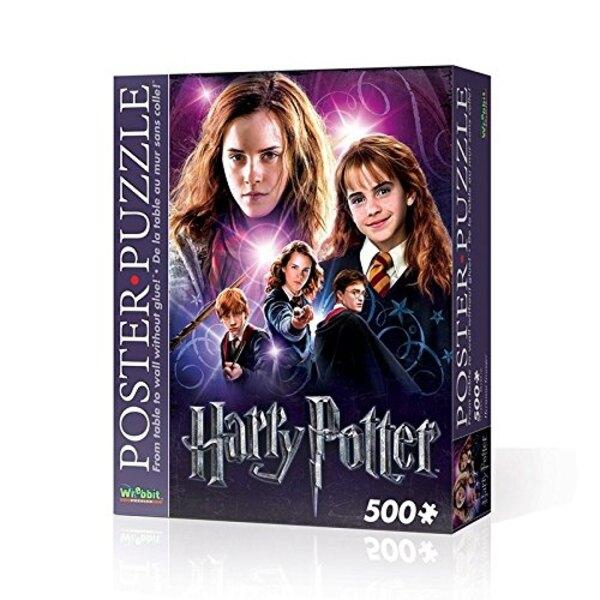 Harry Potter Poster Puzzle Hermione Granger Puzzle 500 pièces