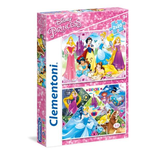 Princess Puzzle 20 pièces