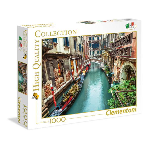Canal de Venise Puzzle 1000 pièces
