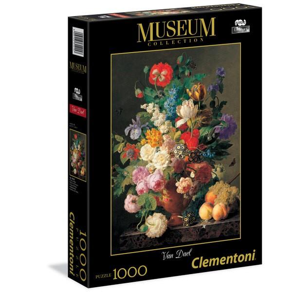 Van Dael: Vase de Fleur Puzzle 1000 pièces