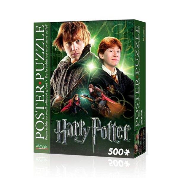 Harry Potter Poster Puzzle Ron Weasley Puzzle 500 pièces