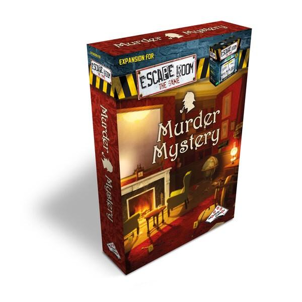 Pack extension - meurtre mysterieux