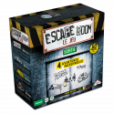 Escape games - coffret de 4 jeux