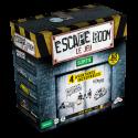 Escape games - coffret de 4 jeux