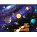 Puzzle Le système solaire