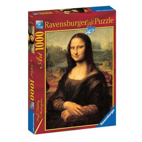 Puzzle La Joconde / Léonard de Vinci