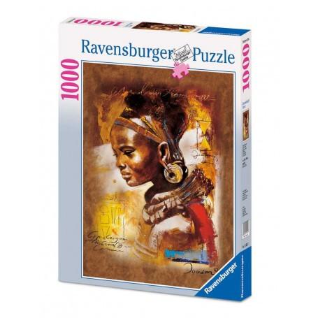 Puzzle Jeune Africaine