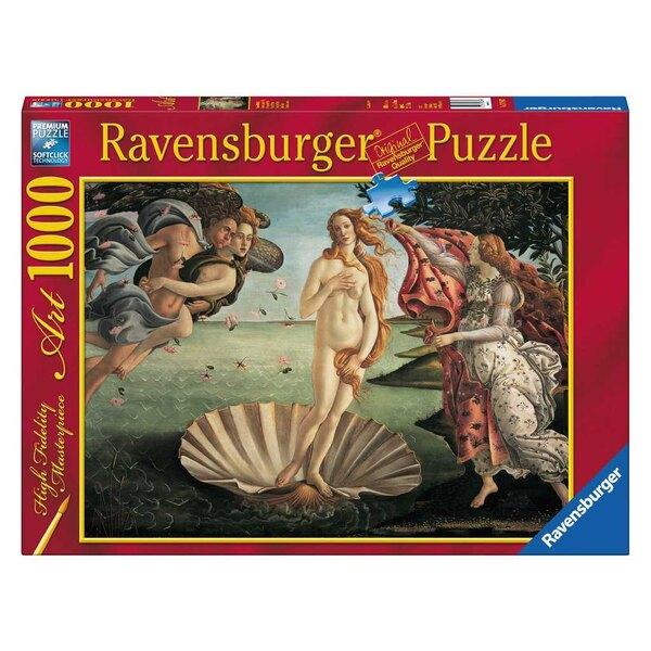 La Naissance de Vénus / Sandro Botticelli Puzzle 1000 pièces