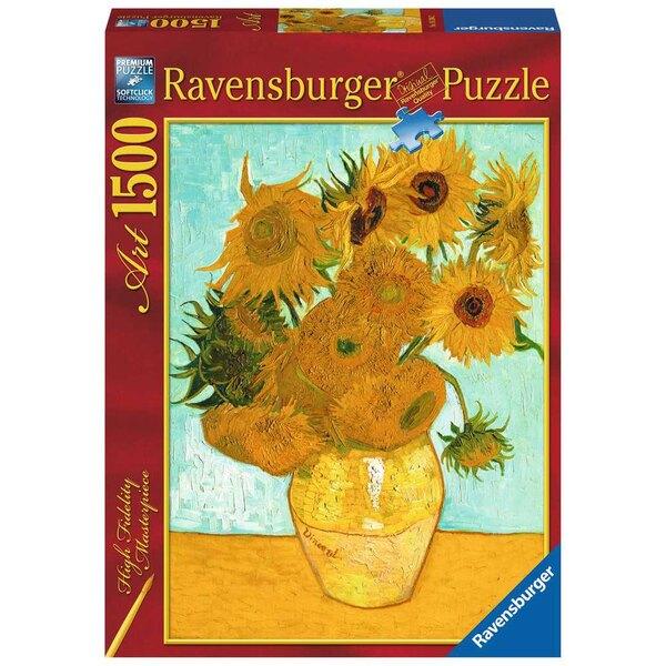 Les Tournesols / Vincent Van Gogh Puzzle 1500 pièces