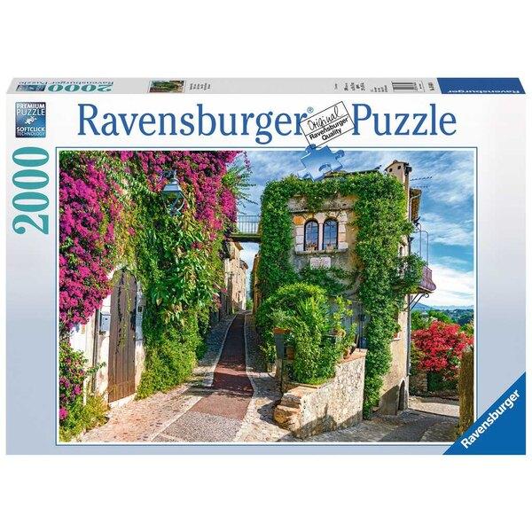 Idylle français Puzzle 2000 pièces