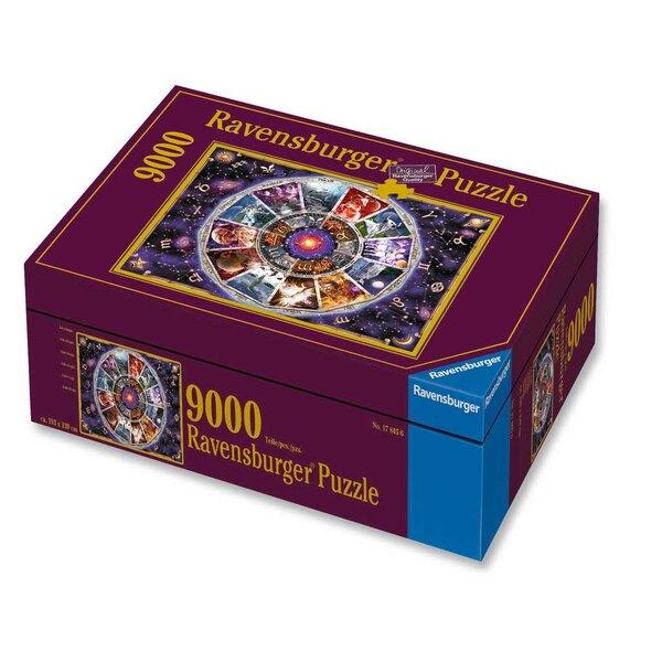Signes du Zodiaque Puzzle 9000 pièces