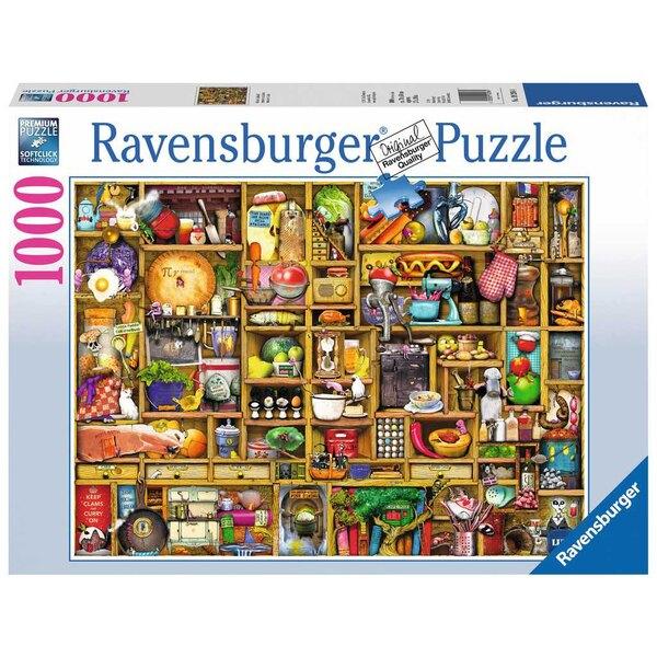 Armoire de la cuisine / Colin Thompson Puzzle 1000 pièces