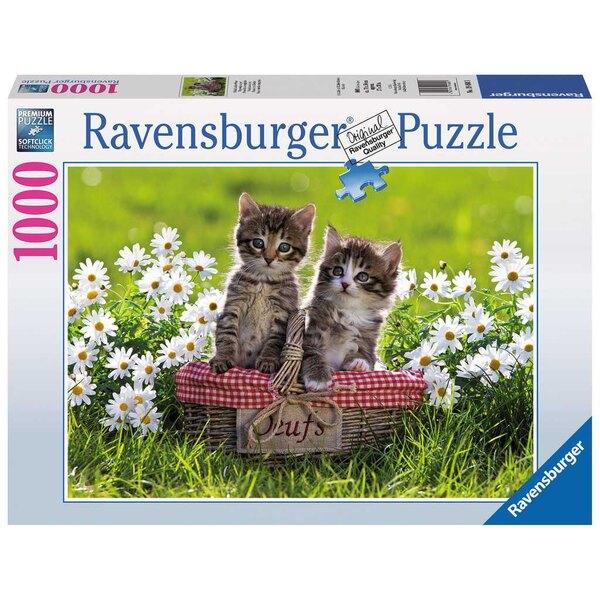 Pique-nique au pré Puzzle 1000 pièces