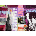 Puzzle New York City Collage