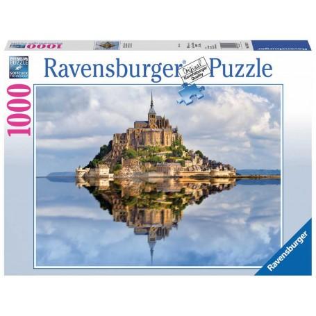 Puzzle Le Mont Saint-Michel