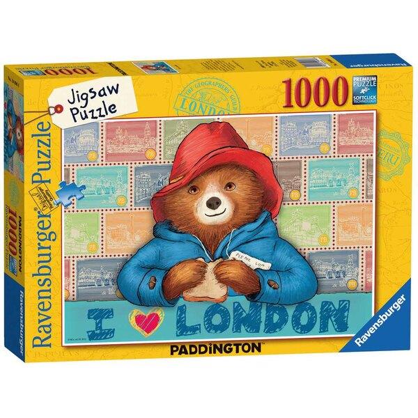 I love London / Paddington Puzzle 1000 pièces