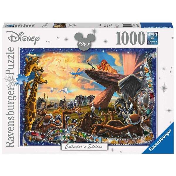 Le Roi Lion Puzzle 1000 pièces