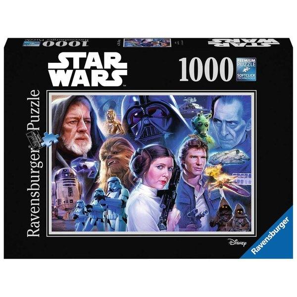 Star Wars Edition Limitée 2 Puzzle 1000 pièces