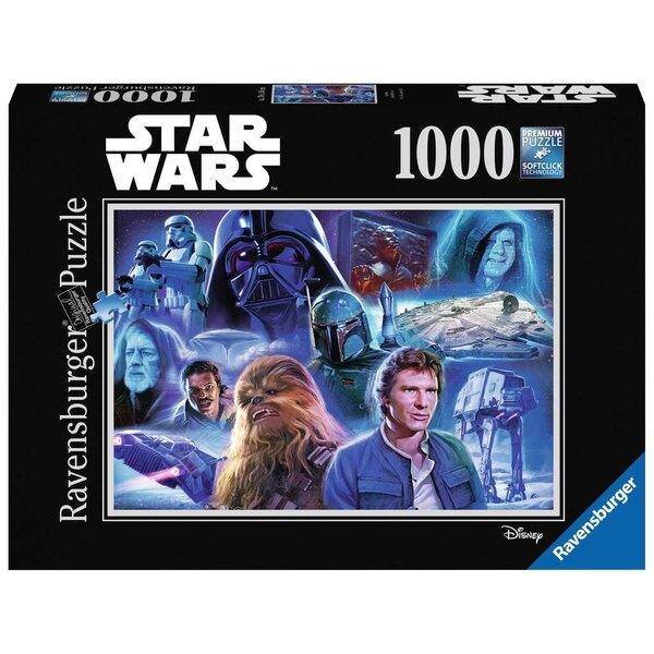 Star Wars Edition Limitée 3 Puzzle 1000 pièces