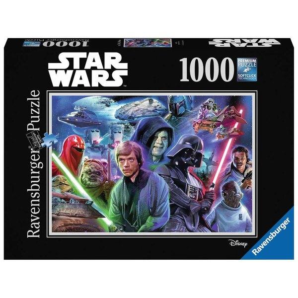 Star Wars Edition Limitée 4 Puzzle 1000 pièces