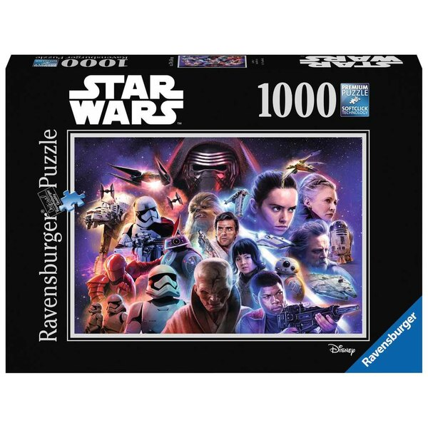 Star Wars Edition Limitée 8 Puzzle 1000 pièces