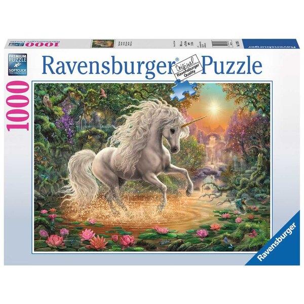 Mystique licorne Puzzle 1000 pièces