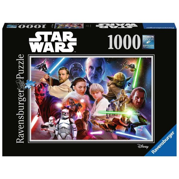Star Wars Edition Limitée 1 Puzzle 1000 pièces