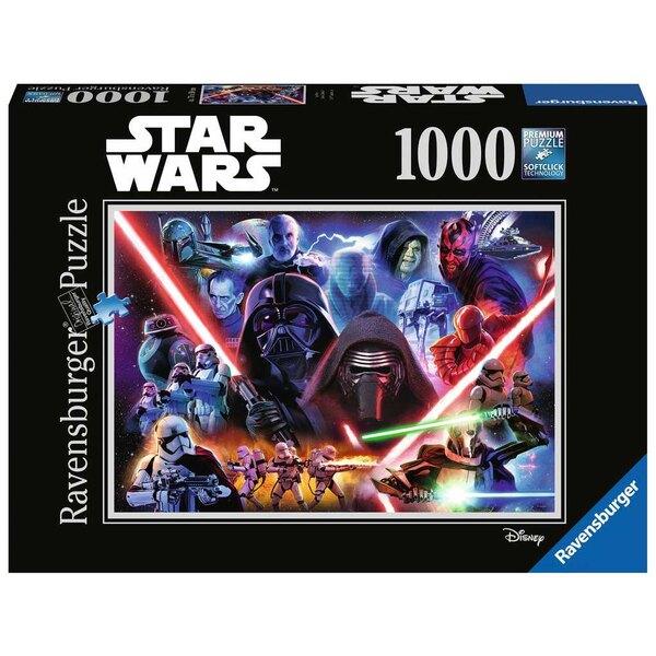 Star Wars Edition Limitée 5 Puzzle 1000 pièces