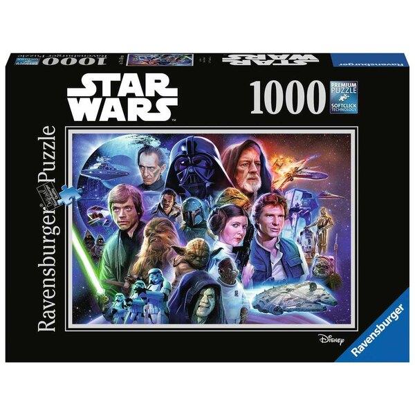 Star Wars Edition Limitée 6 Puzzle 1000 pièces