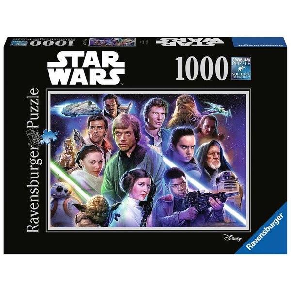 Star Wars Edition Limitée 7 Puzzle 1000 pièces