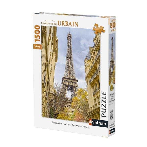 Puzzle Escapade à Paris