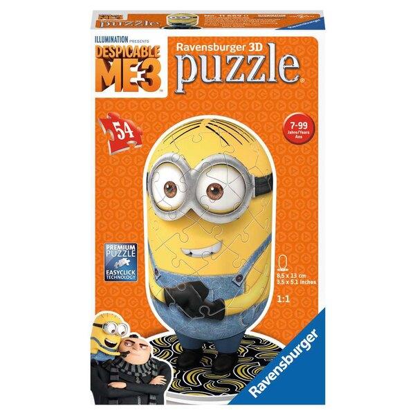 Moi Puzzle 3d 54 pièces