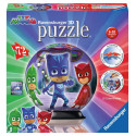 Puzzle 3d Pyjamasques