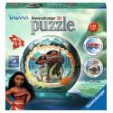 Puzzle 3d Vaiana Ravensburger RAV-117932