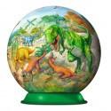 Puzzle 3d Dinosaures