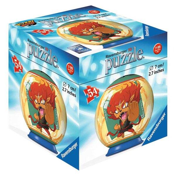 Yo-Kai Watch - 4 motifs Puzzle 3d 54 pièces
