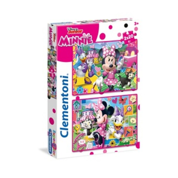 Minnie Happy Helpers Puzzle 20 pièces