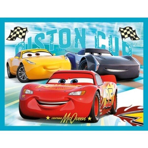 Cars 3 (Ax2) Puzzle 12 pièces