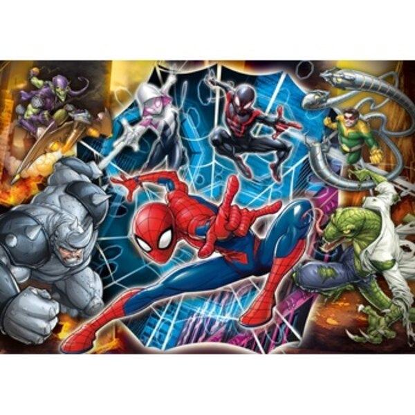 Spiderman Puzzle 104 pièces