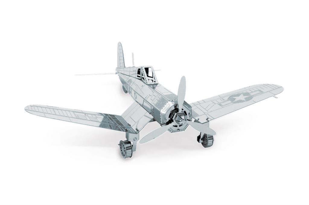 Maquette d'avion - Aviation: F4U CORSAIR --Metal Earth