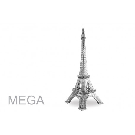 Promotion: MEGA TOUR EIFFEL 19.05x19.05x52.07cm