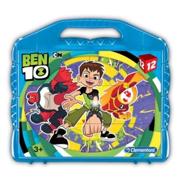Ben Ten (Ax2) Puzzle 12 pièces